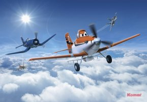 Disney Planes above the clouds 8-465