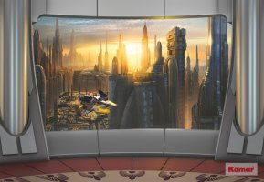 Star Wars Coruscant View 8-483